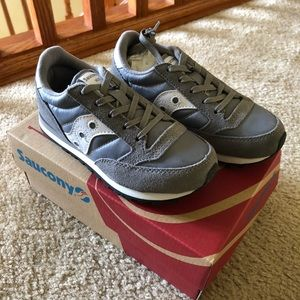 NWT Saucony Boys Jazz Original Sneakers